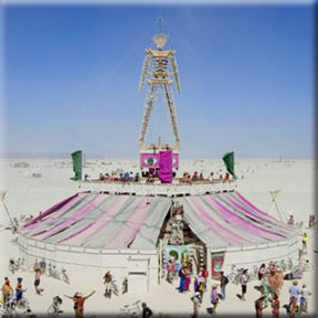 Burning Man Psyche